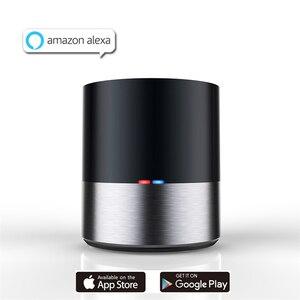 Image 1 - 新しい Geeklink スマートホーム無線 Lan + IR + 4 グラムユニバーサルインテリジェントリモコン amazon の ios Android の互換 alexa