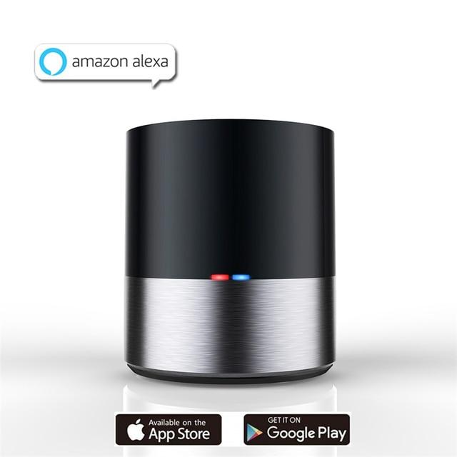 新しい Geeklink スマートホーム無線 Lan + IR + 4 グラムユニバーサルインテリジェントリモコン amazon の ios Android の互換 alexa