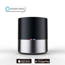 Nowy inteligentny dom Geeklink WIFI + IR + 4G uniwersalny inteligentny pilot dla iOS Android kompatybilny z amazon alexa