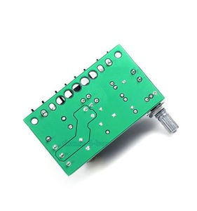 Image 2 - 1PCS TDA2050 DC 12 24V 5W 120W 1 Kanal Audio Power Verstärker Bord