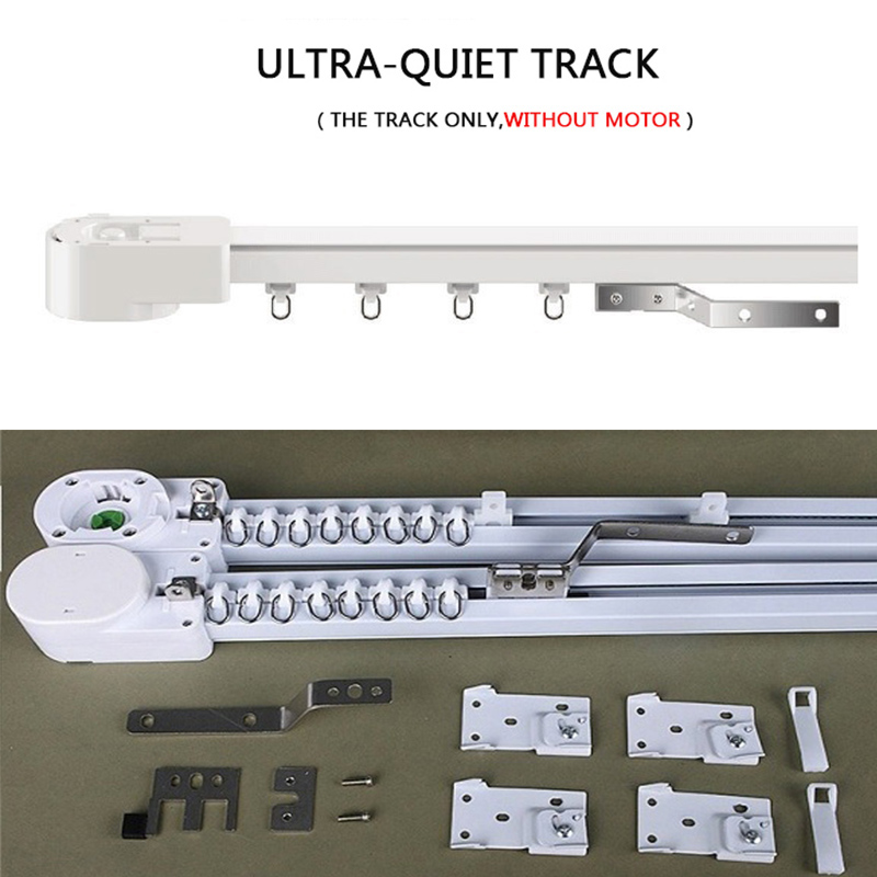 origina Dooya curtain track Z wave wifi version for DOOYA motor DT52 KT52 DT360 KT320 smart