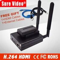 MPEG4/H.264 AVC HDMI к IP потокового видео кодер, 1080 P/1080I rtsp/RTMP/UDP HD видео кодер передатчик hdmi