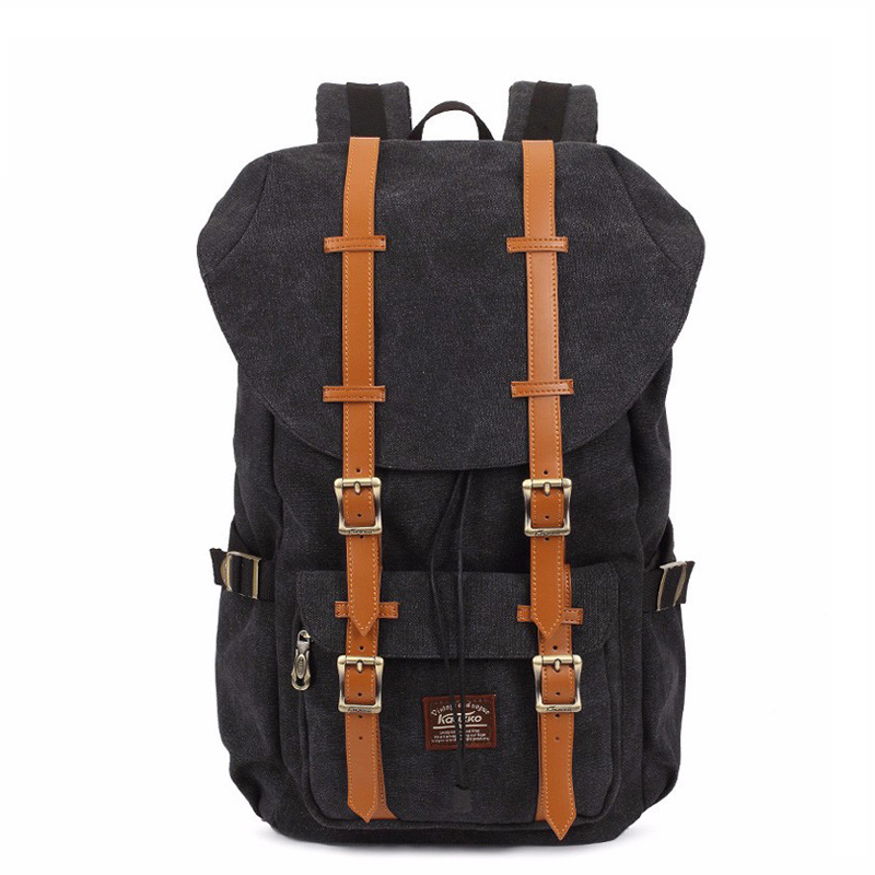 Kaukko Canvas Backpacks Men Travel Mochila School Backpack Skull Skateboard Skate Bolso Male Sac Bag Youth Laptop Bags #4