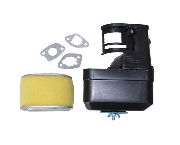 Воздушный Фильтр Очиститель Жилья Коробка + Воздушный Фильтр + Прокладки для Honda Gx200 Gx160 Gx140 5.5hp 6.5hp Генератор Водяного Насоса 8Z513