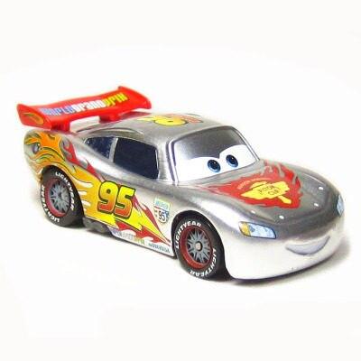 online shop 5 styles new pixar cars 2 gold silver lightning mcqueen