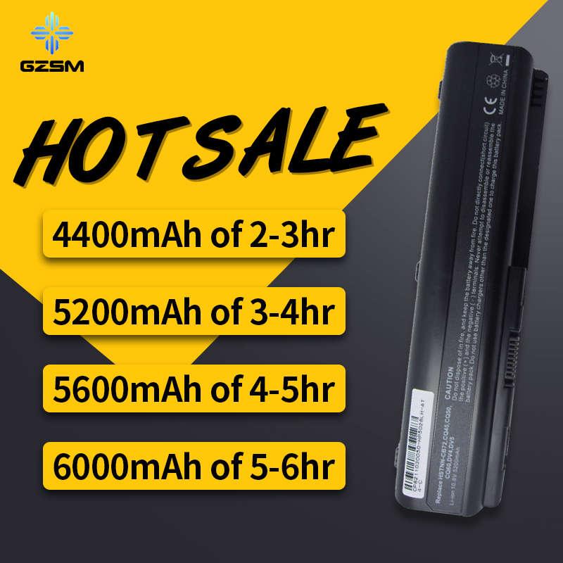 HSW 5200MAH 6cell Laptop Battery For HP Pavilion DV4 DV5 DV6 CQ40 CQ41 CQ45 CQ50 CQ60 CQ61 QC70 CQ71 G50 G60 G70 G71 battery