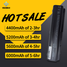 5200MAH 6cell Laptop Battery For HP Pavilion DV4 DV5 DV6 CQ40 CQ41 CQ45 CQ50 CQ60 CQ61 QC70 CQ71 G50 G60 G70 G71 batteria akku