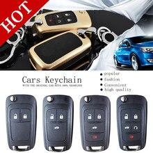 Freies Verschiffen Schlüssel satz von autoschlüssel paket schutz shell schlüsselanhänger Für EXCELLE REGAL ENCORE CRUZE