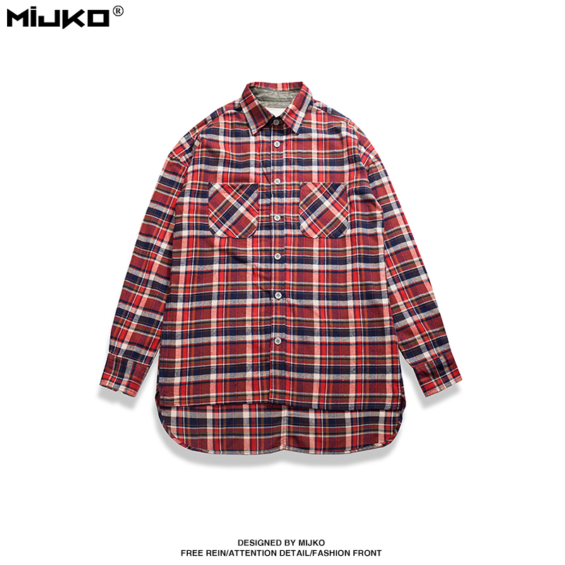MIJKO Ανδρικά Ρούχα 2018 Φθινόπωρο Νέο - Ανδρικός ρουχισμός - Φωτογραφία 1