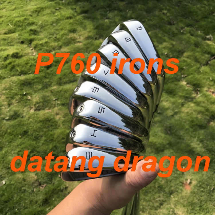 2019 New golf irons datang dragon P760 irons 3 4 5 6 7 8 9 P