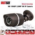 1920*1080 mini outdoor IP camera POE IP66 ONVIF Night Vision P2P IP Cam HD lens Bullet Security CCTV cameras de seguranca