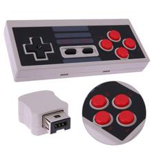 For Nintendo Nes Mini Handle Red And White Machine for Wii Handle for Nesmimi Game Controller