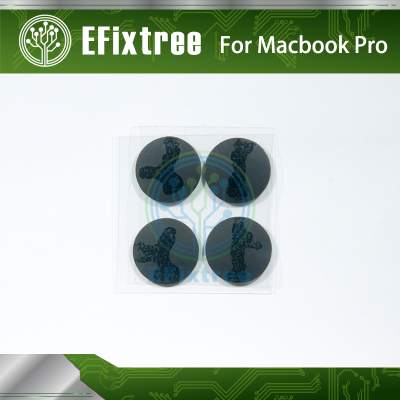 2Pairs Feet Rubber Foot Bottom Case Pad for Apple MacBook Pro A1278 A1286 A1297