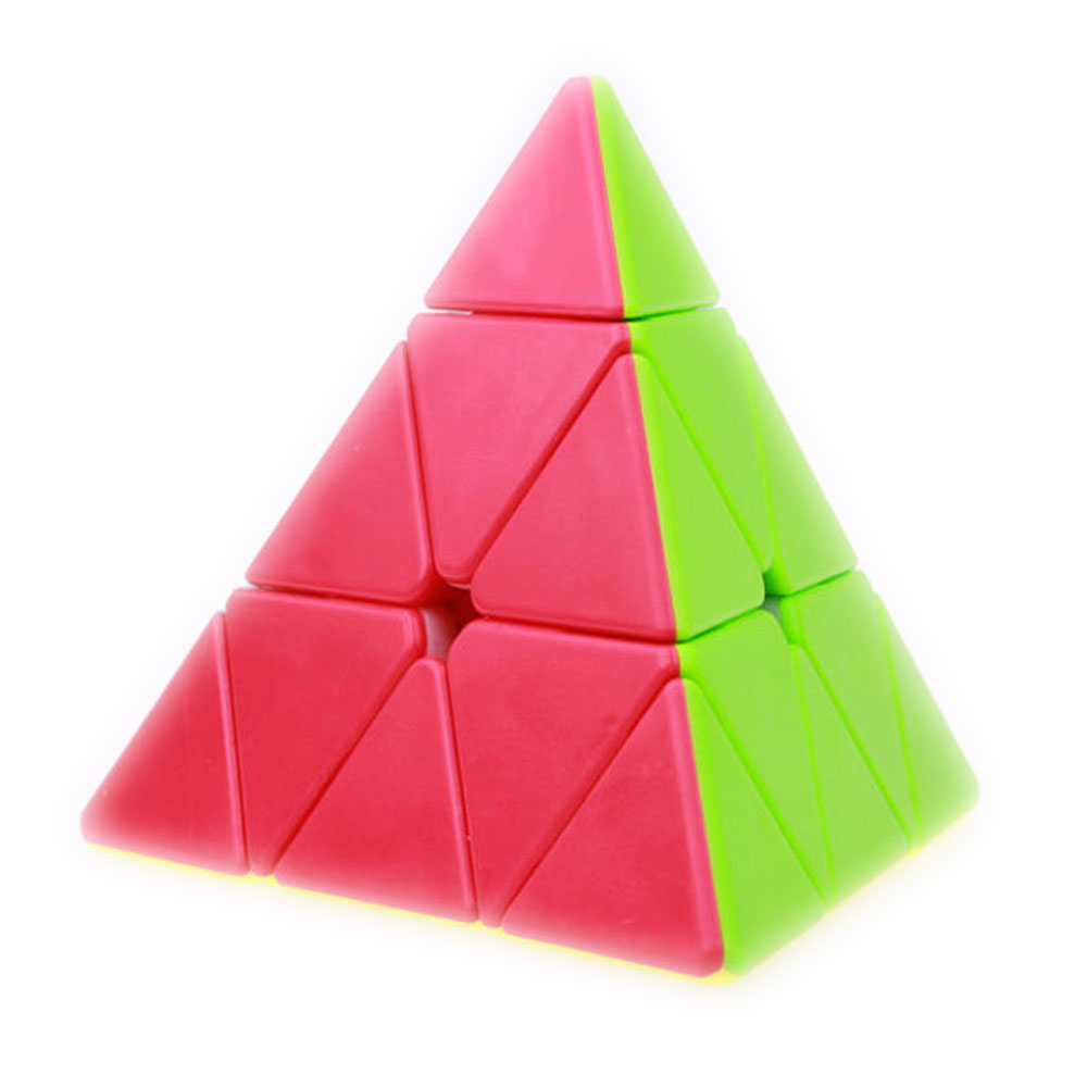 QiYi Pyraminx QiMing სამკუთხედის - ფაზლები - ფოტო 2