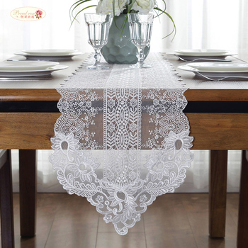 Korean Rose Lace Table Runner Best Children's Lighting & Home Decor Online Store