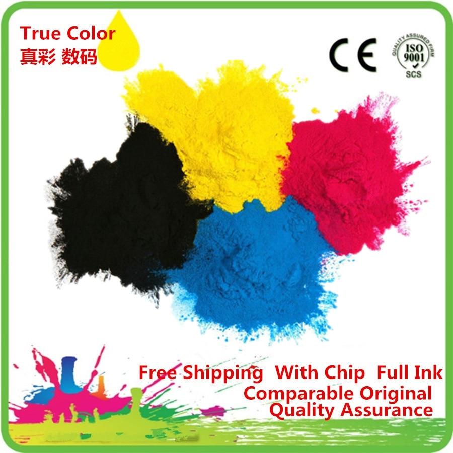 Refill Copier Color Toner Powder For Konica Bizhub C350 C351 C450 Olivetti MF450 MF550 D-Color MF25 Develop ineo +250 Printer tn321 toner compatible for konica minolta bizhub c224 c284 c364 toner cartridge each color with toner powder
