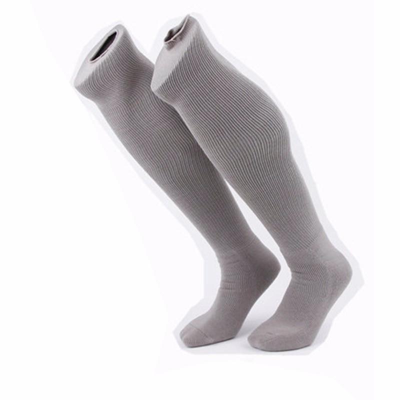 men football baseball basketball cycling socks grey