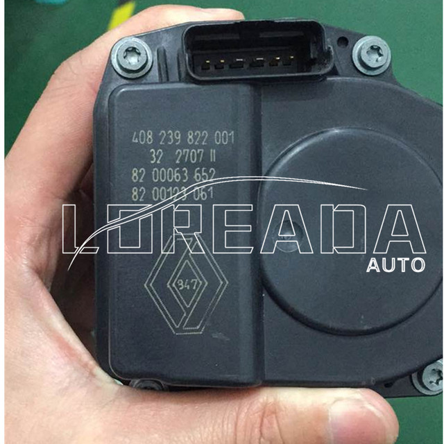 US $128 0 |Brand New Electronic Throttle body for Renault Clio Hatchback  1 6 16V 1598ccm 107HP 79KW OEM quality Warranty 2 years-in Air Intakes from