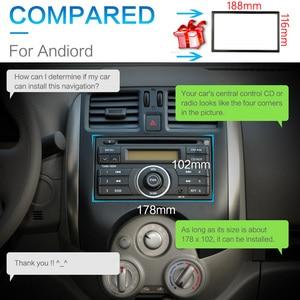 Image 2 - Android GO 2 Din 2G+ROM32G Car radio Multimedia Video Player Universal auto Stereo GPS MAP For Nissan Hyundai Kia toyota rav4