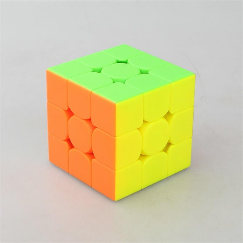 QIYI Leisheng 3x3x3 Magic Cubes Children Toys Speed Puzzles Cube Learning Educational Magico Toys Gifts With Box