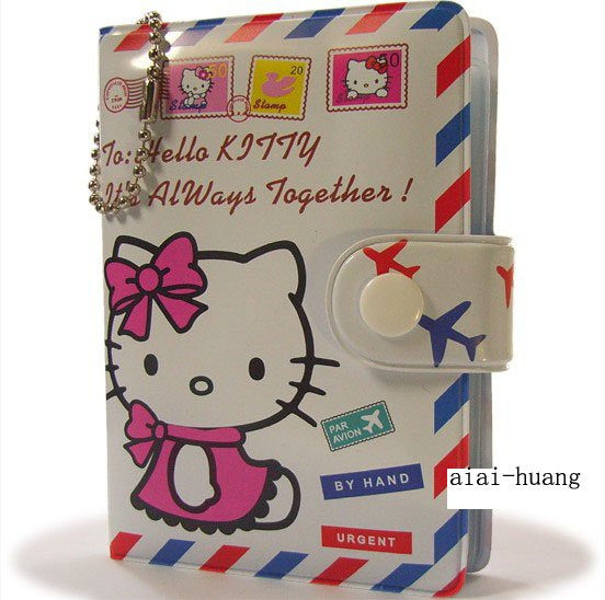Envelope hello kitty credit card holderbag purse pvc business envelope hello kitty credit card holderbag purse pvc business card bag gifts for kids reheart