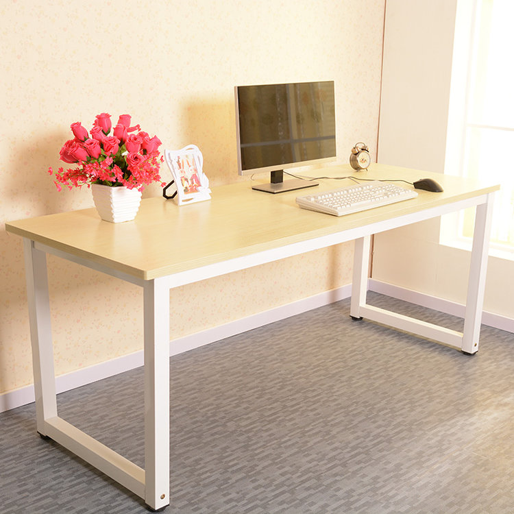 Simple Rounded Computer Desk Long Table Conference Desktop Minimalist Home  Study In Computer Desks From Furniture On Aliexpress.com | Alibaba Group