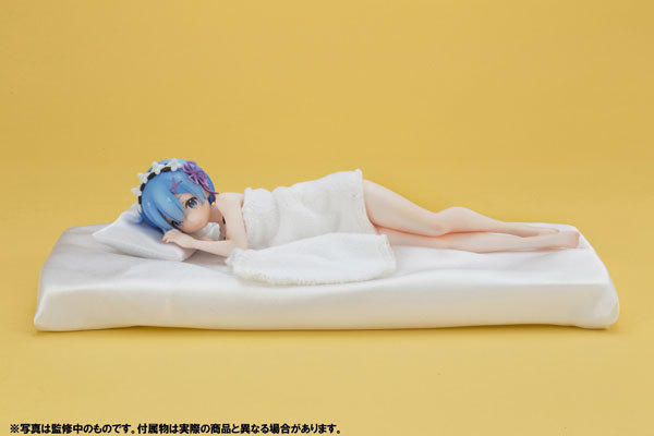 Anime Re:Life in a different world from zero Rem Sleeping Version Sexy Action Figure Toys rem Brinquedos Gifts with box  цены
