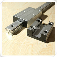 LGD12 60L Four Roller Skating Block Without Double Axis Roller Linear Guide Linear Slide Block Bearings