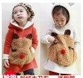 2014 niños del invierno de dos piezas traje traje modelos calientes del invierno compras libres