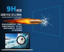 Şeffaf Temperli Cam Ekran Koruyucu için MacBook Pro 13 Retina Modeli 2015 A1502 inç Sertleştirilmiş koruyucu film Sıcak Satış