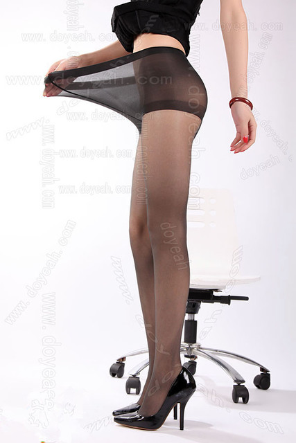 Pantyhose > 6D  line does increase the transparent thin velvet  tights