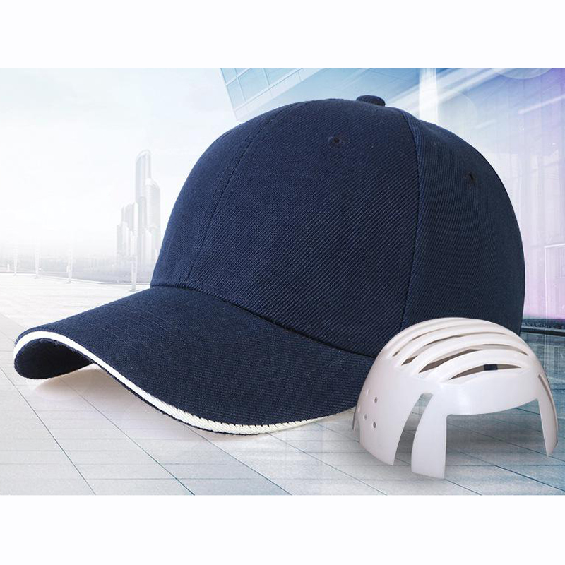 Image 3 - Bump Cap Safety Helmet Work Safety Hat Breathable Security Lightweight Helmets Baseball Style For Outside Door Workers GMZ001-in Safety Helmet from Security & Protection