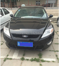 2pc Car ST grille for ford mondeo mk4, sports grille for mondeo 2011-2014, super high quality