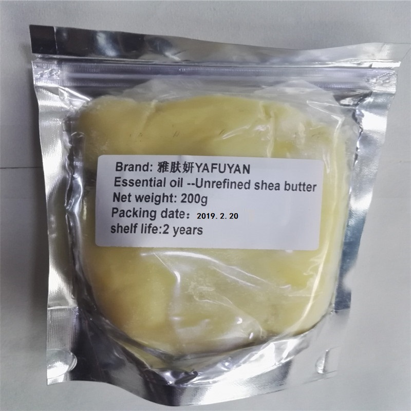 YAFUYAN 200g ulei natural de unt de Shea Nerafinat natural de - Ingrijirea pielii