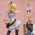 2016 Hot 1 Unid Escala 21 cm PVC de la Historieta Cosplay Anime Fairy Tail Lucy Heartfilia Figura KA008