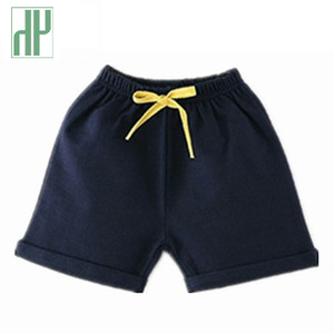 HH 2-7 Years Summer Colorful Candy Girls Shorts Baby beach Pants bloomers children's boys shorts For Cute kids shorts garcon