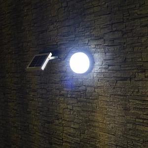 Image 5 - Miễn phí Vận Chuyển 2 Gói ROXY Ngoài Trời Trong Nhà Không Thấm Nước Tự Động 3 Chế Độ Năng Lượng Năng Lượng Mặt Trời Được Hỗ Trợ DẪN Đổ Ánh Sáng