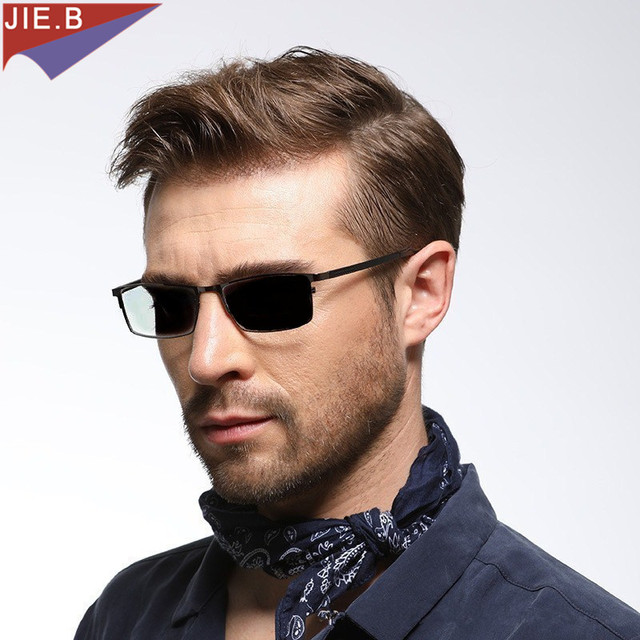 2019 New Transition Sunglasses Photochromic Reading Glasses Men Women Presbyopia Eyewear Anti-scratch Coating Lens +1.0 To +5.0