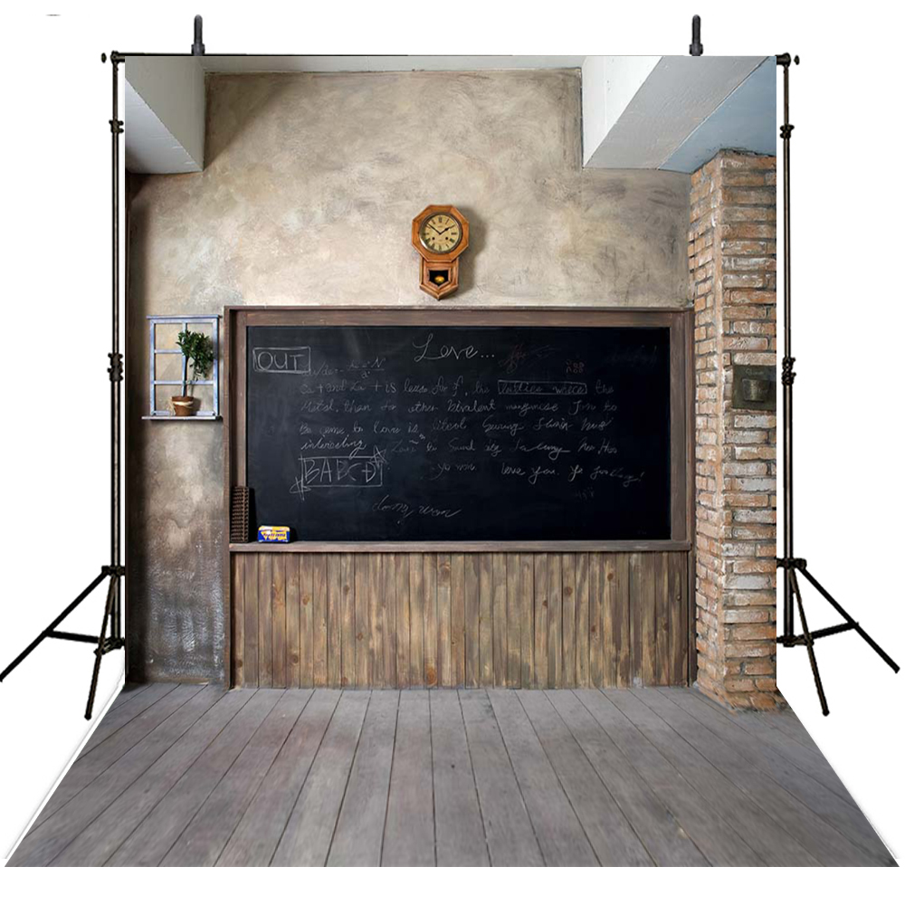 Wall Photography Backdrops For School Vinyl Backdrop For Photography Graduation Background For Photo Studio Foto Achtergrond retro wall blackboard vinyl backdrops for photography custom wood floor baby photo background back to school theme backdrop