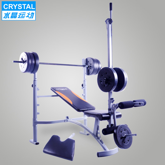 fting bed multifunctional bench for squat rack dumbbell barbell ...