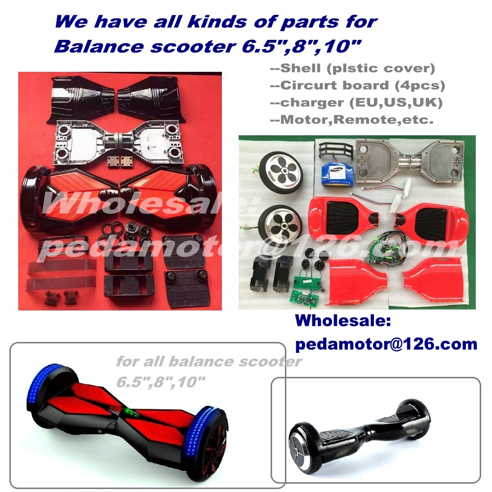 Circuit Board Hoverboard Parts Self Balancing 8 10 Bluetooth Of A Balance Scooter Mother Replacement Partsfreeship In Scooters From Sports