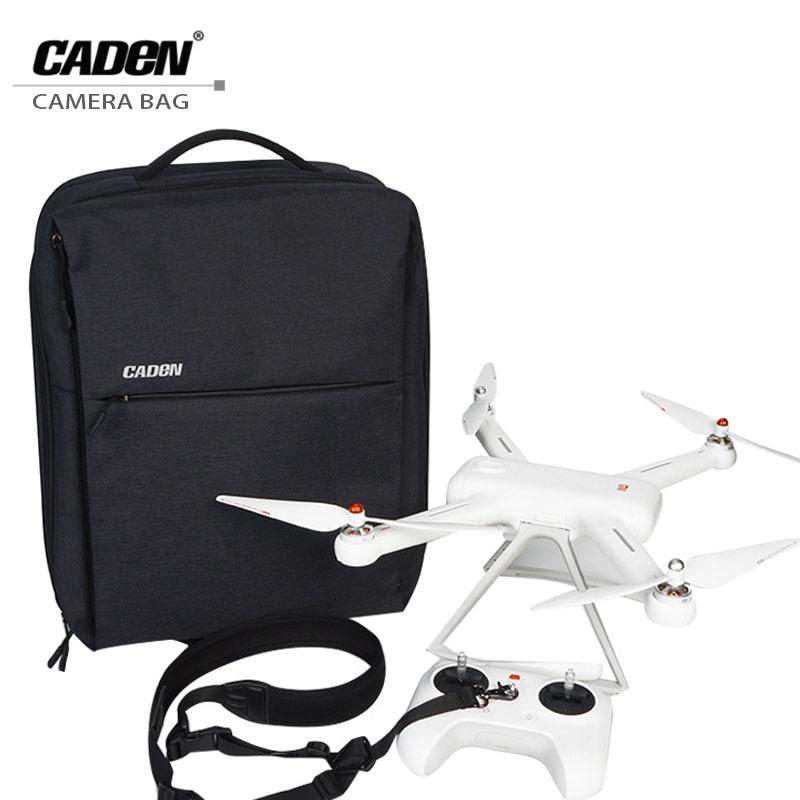 CADeN Drone Sac À Dos Pour Xiaomi W8 Multifonction Profession UAV Sacs pour ordinateur portable Voyage D'affaires Sacs À Dos Étanche Étui En Nylon