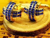 1 пара Кристалл запонки ногтей/рукав рубашки/кнопка/мужская высокое качество марка запонки много цветов на выбор бесплатно shippin