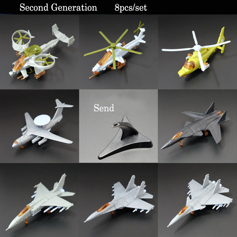 Toys & Hobbies Beautiful 3d Fighter Model Aircraft Paper Model Assemble Military Fighter Planes Sand Table War Helicopter Model Gift For Children Boys Model Building Kits