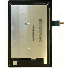 "10.1 ""pulgadas lcd con El tacto Para Lenovo Tab 3 YT3-X50L YOGA YT3-X50 10.1 LCD Display + Touch Pantalla Digitalizador Lente de Cristal asamblea"