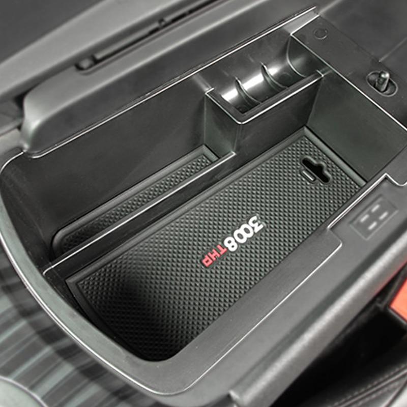 Carmonsons Car Organizer voor Peugeot 3008 2011-2016 Console Centrale - Auto-interieur accessoires - Foto 5