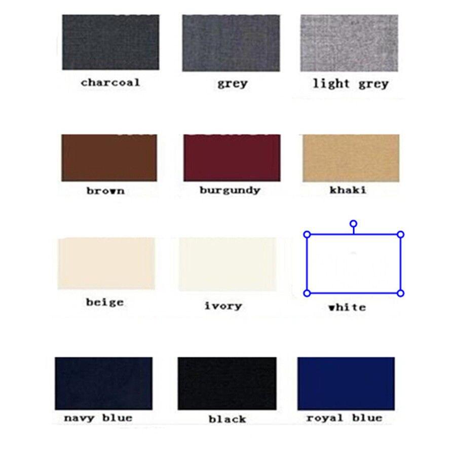 Costume Costumes Hommes Un pièce Beau Deux Noir Mode Contracté Revers Grain De D'affaires Boucle 1PdWqW5