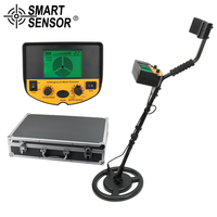 metal detector underground garrett metal detector Gold Digger Treasure Hunter pinpointer detector depth 2.5m Smart Sensor AS924