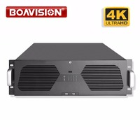 H 265 H 264 128Ch CCTV NVR With 640M Bandwidth Support 4K 5MP 3MP 2MP 960P