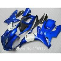 Fairing kit for YAMAHA R1 2002 2003 white black blue fairings Full injection molding YZF R1 02 03 full set kits YZ13